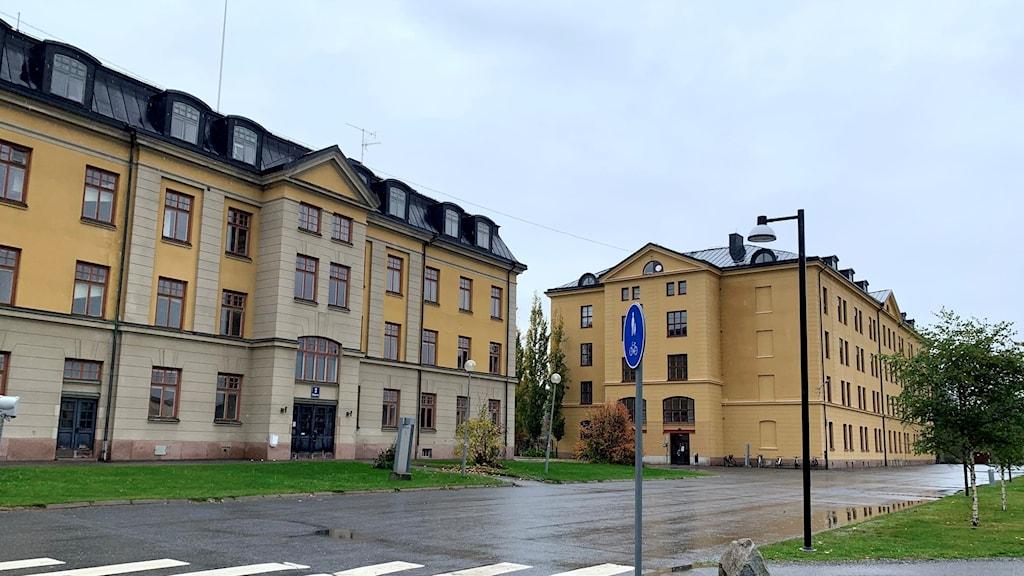 egementet i Sollefteå.