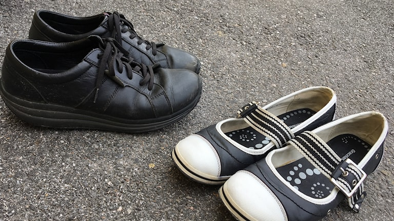 Tomma skor