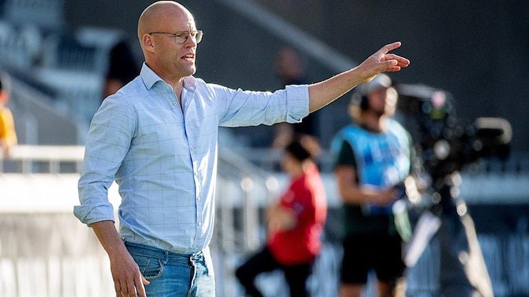 Andra raka förlusten mot Häcken för Joel Cedergrens Gif Sundsvall.