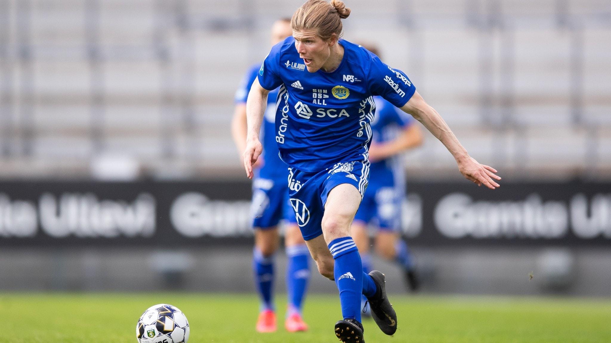 GIF Sundsvall mållöst hemma mot Norrby