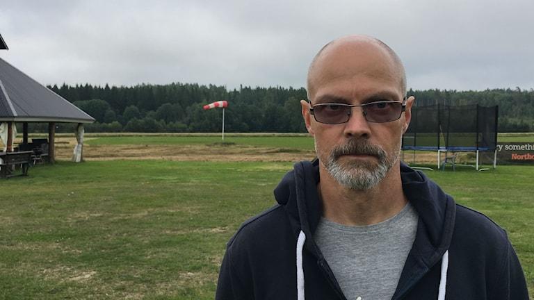 Kent-Ove Ulander, Ordförande Sundsvalls Fallskärmsklubb