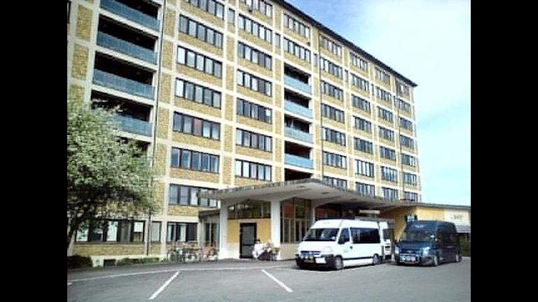 Sollefteå sjukhus. Foto: Ulla Öhman