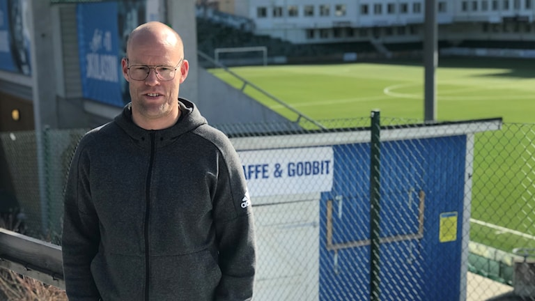 Joel Cedergren, tränare GIF Sundsvall