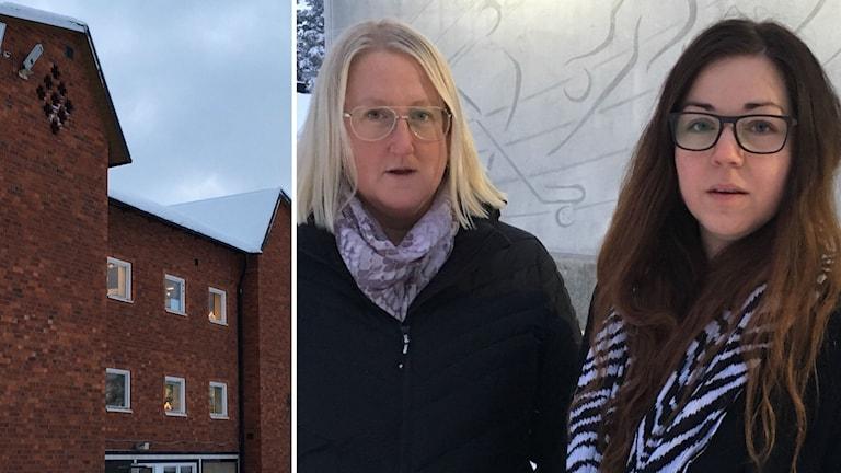 Björnaskolan, Maria Schelin är rektor, Lotta Wallgren är biträdande rektor