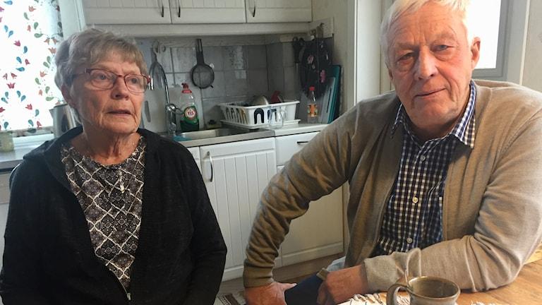Sven-Olof och Eva-Lisa Jansson