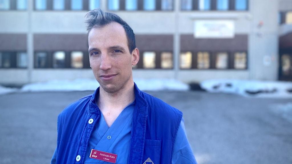 Andreas Koro, Ångermanlands läkarförening