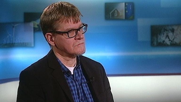 Rolf Lunneborg, SVT reporter
