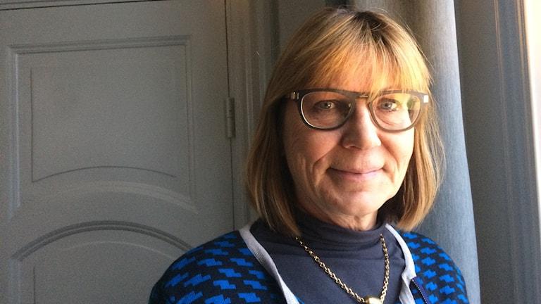 Socialtjänsten om romer Eva Bergström Selling biträdande verksamhetschef på IVO Sundsvall