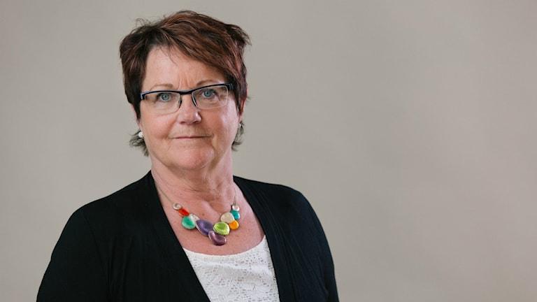 Eva Sonidsson från Docksta.