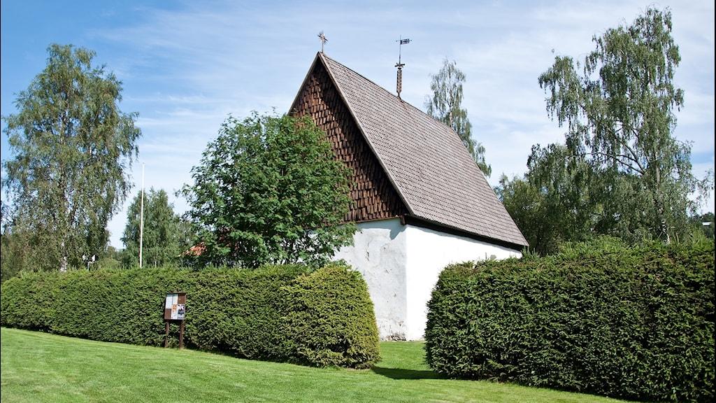 Ramsele gamla kyrka