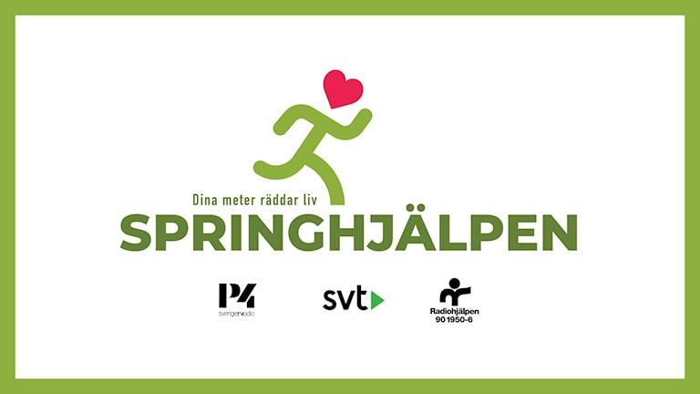 Springhjälpens logotyp