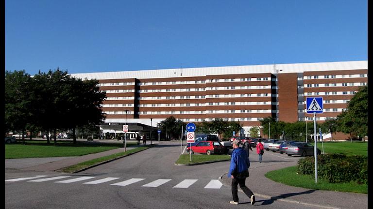 Sundsvalls sjukhus. Foto: TullaMaja Fogelberg