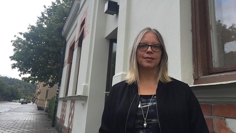 Cecilia Dahlbäck sociolog och konstvetare i Sundsvall.
