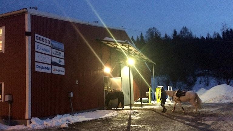 Ridhus, Sundsvalls Fältrittklubb, Färsta