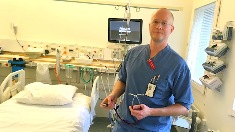 Lars Rocksén i Ångermanlands läkarförening, sår