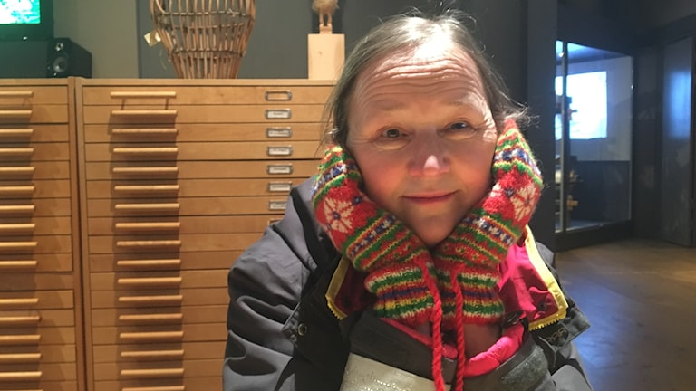 Erika Nordvall Falck. Foto Ulla Öhman