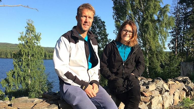 Anders och Maria Hjälm