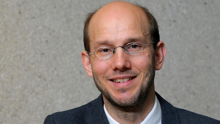 Hans Wiklund, regiondirektör på Landstinget Västernorrland. Foto: Örjan Leek
