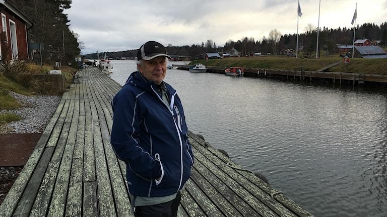 Harald Nordqvist i Tynderö