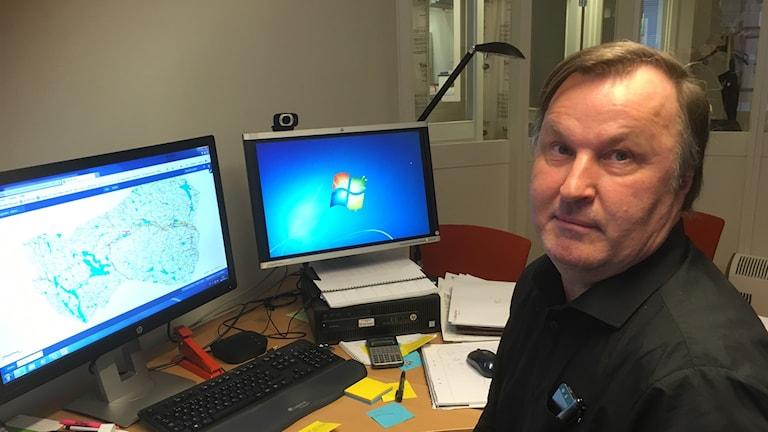 Ove Skägg, teknisk chef i Ånge kommun