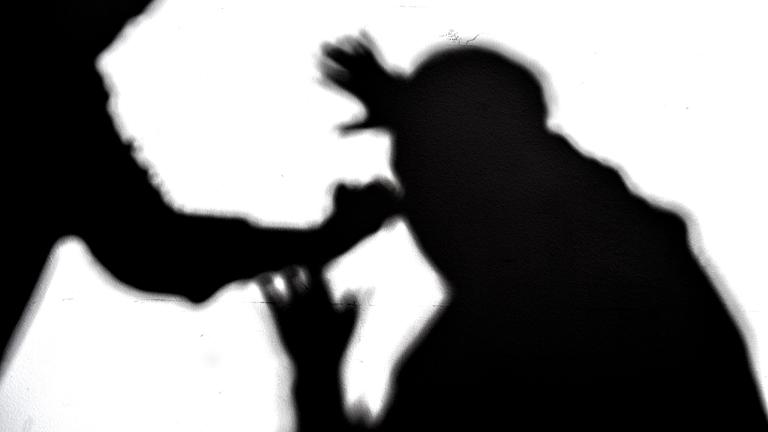 Genrebild av en misshandel.