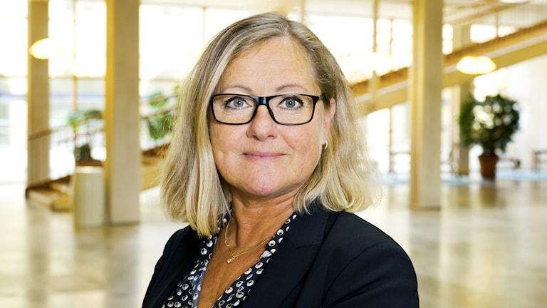 HR-direktör region västernorrland Karin Åhström. Foto: Julia Sjöberg/Göteborgs Stad