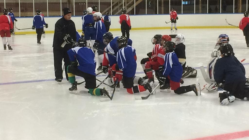 Hockeyskola Ramsele