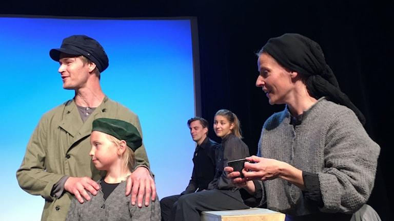 Repetetion av spelet om Örnsköldsvik .