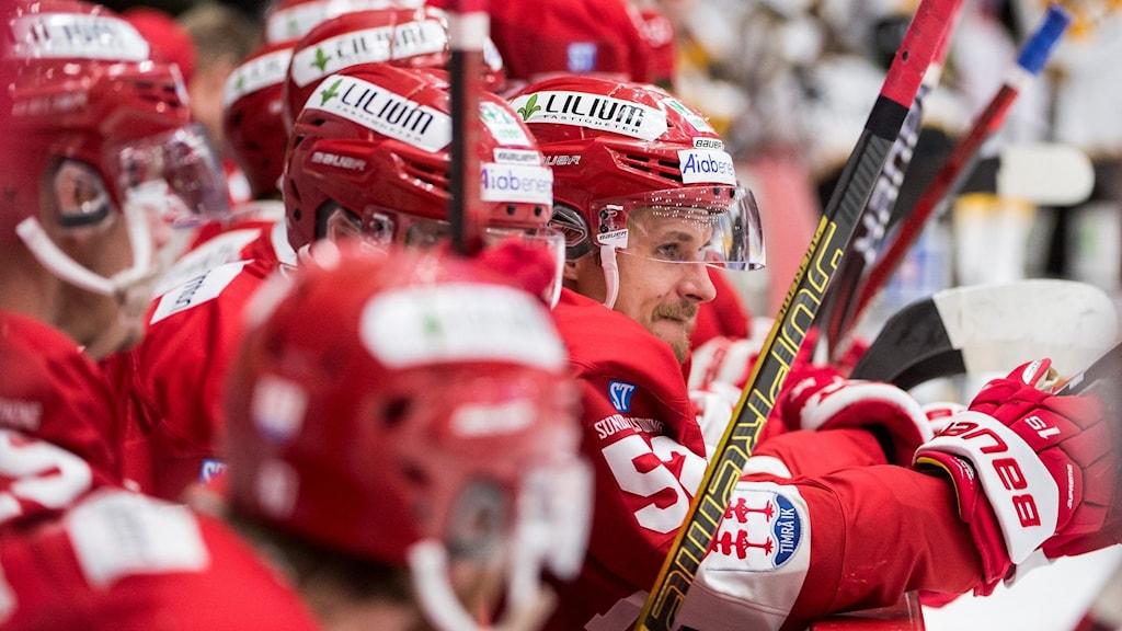 Hockeyspelare från Timrå