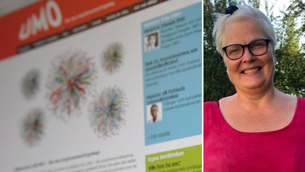 Ungdomsmottagningen, Carolin Eriksson, enhetschef