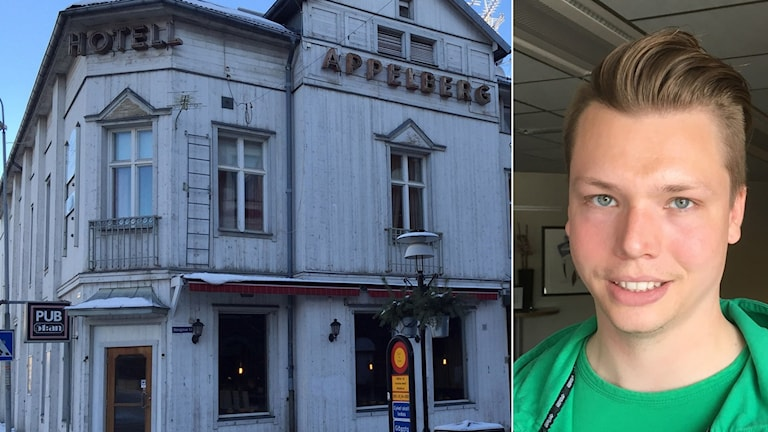 Johan Andersson + Hotell Appelberg