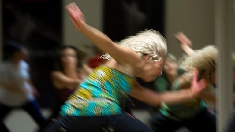 afrikansk dans,