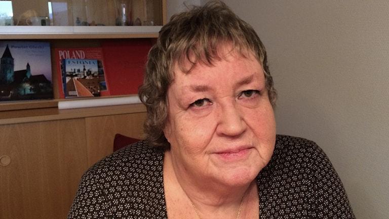 Elisabet Lassen (S) är kommunalråd Sollefteå.