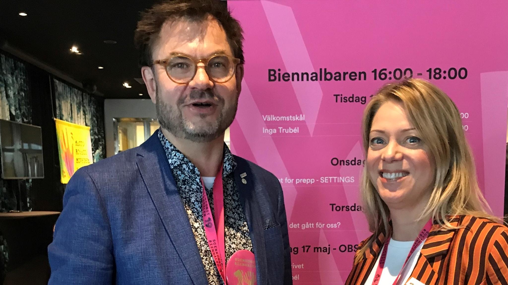 de07e55fa1d Scenkonstbiennalen i Sundsvall och Härnösand - P4 Västernorrland | Sveriges  Radio