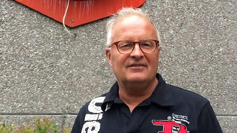 Sten-Ove Danielsson kommunalråd i Ånge.