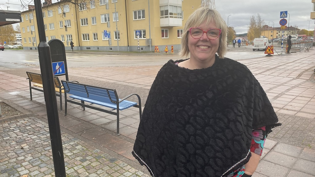 Malin Svanholm (S), kommunstyrelsens ordförande