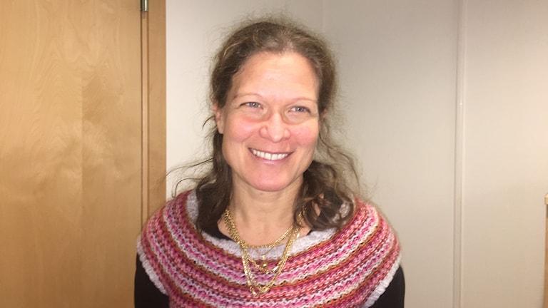 Katja Vuollet Carlsson. Foto Ulla Öhman