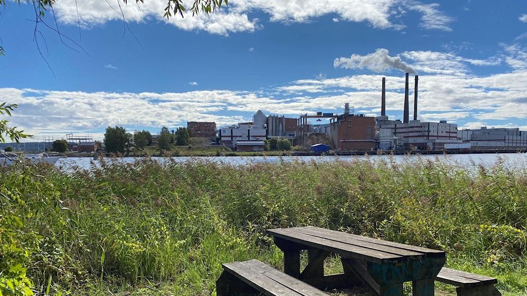 Ortvikens pappersfabrik