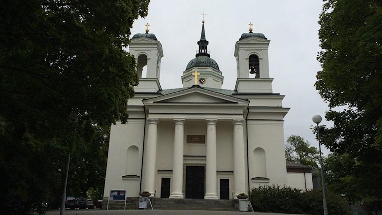 Domkyrkan i Härnösand