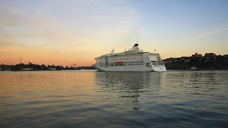 Birkas kryssningsfartyg