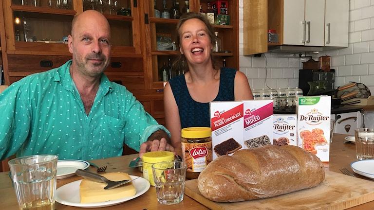 Maaike och Ibe Smit Foto Anton Kårén