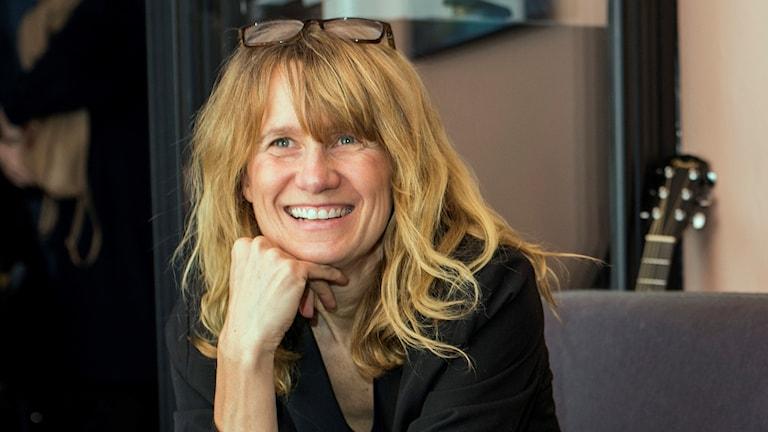 Katarina Lindblad-Gidlund, professor på Mittuniversitetet. Foto: Marlene Jonsson