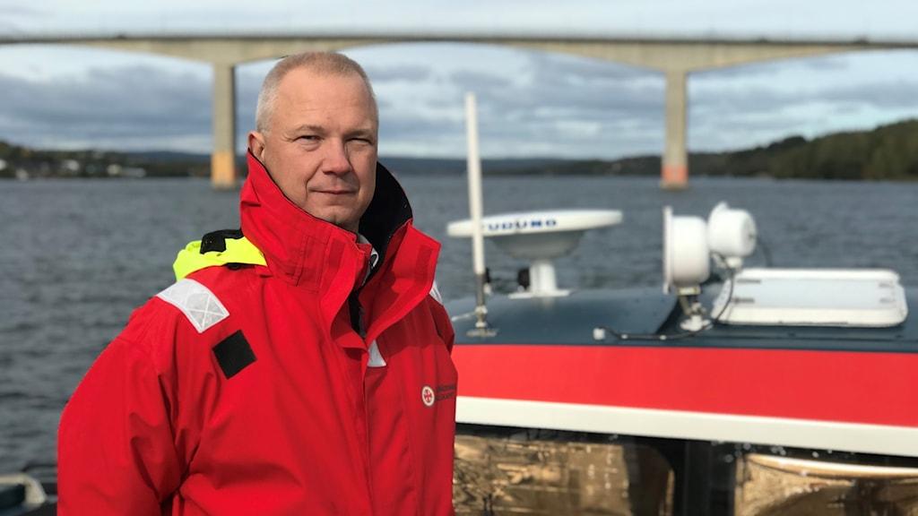 Anders Karlsson, sjöräddare