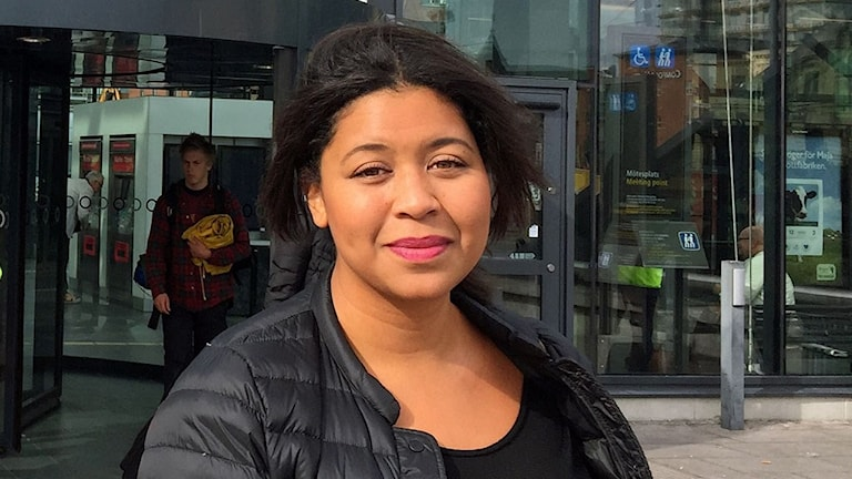 Matilda Niang, Migrationsverket. Foto: Anton Kalm
