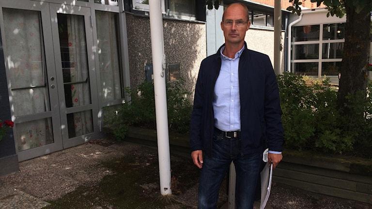 Urban Åström, skolchef Ånge.