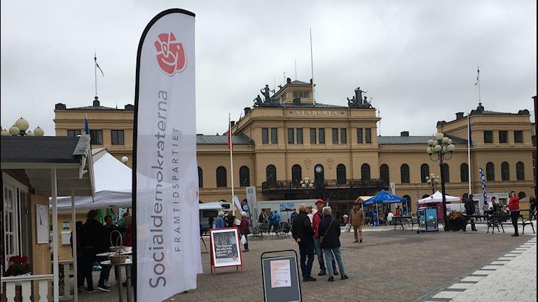 torget socialdemokraterna Sundsvall,