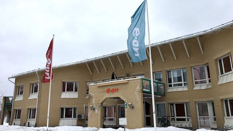 Eon:s kontor i Sollefteå.