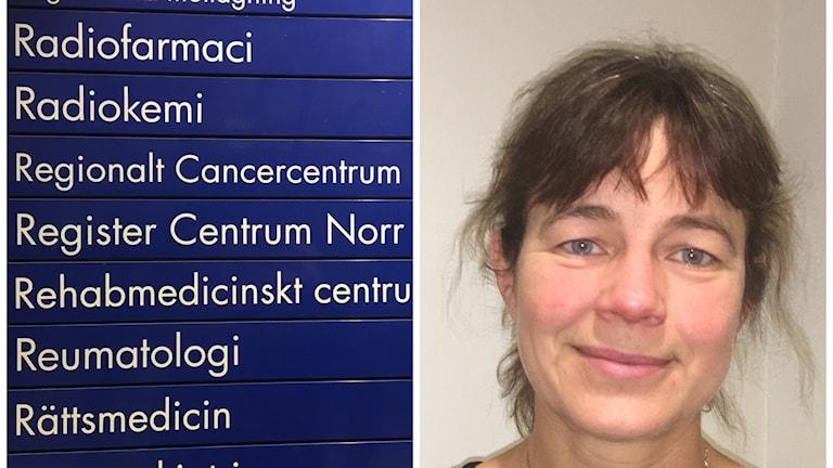 Anna-Lena Sunesson. Foto Ulla Öhman