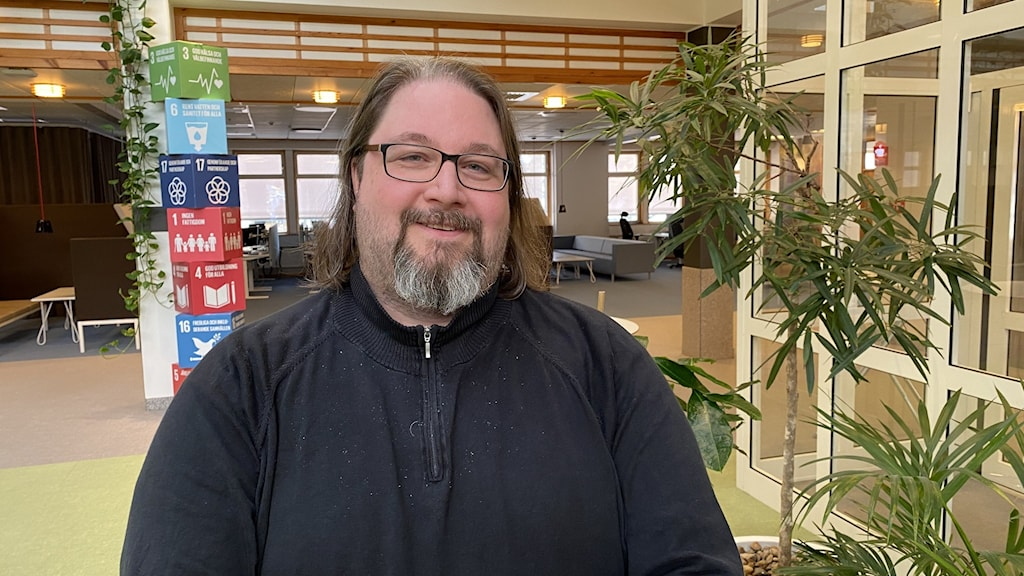 Mikael Malmén (S), ordförande samhällsbyggnadsnämnden Örnsköldsviks kommun.