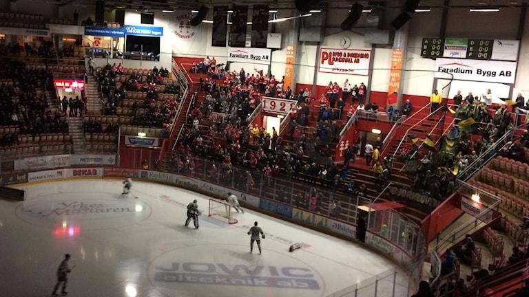 Timrå ishockey, hockey, klack, hejarklack